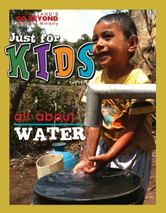 Just for Kids Water Issue