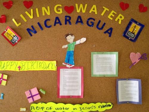 Nicaragua Bulletin Board