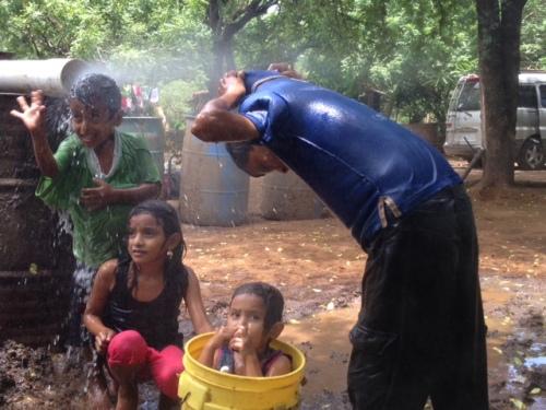 Nicaragua Kids Fun