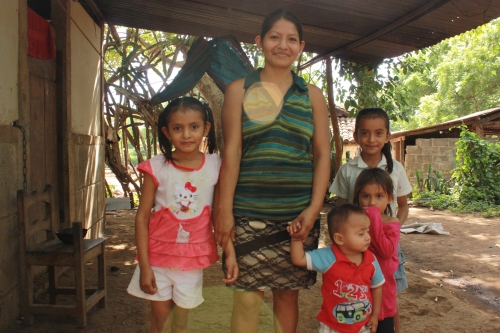 Nicaragua La Bolsa Family