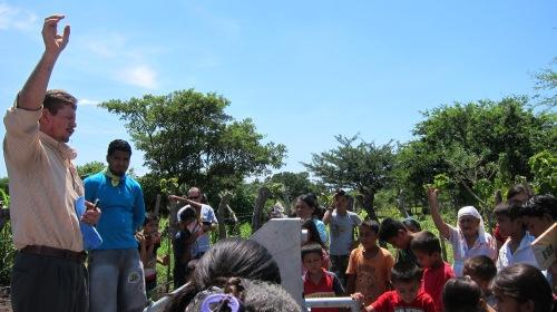 Pastor Marcos Dedication