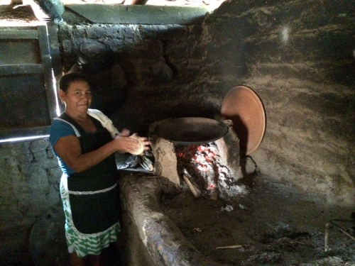 Making Tortillas